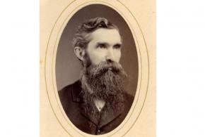 Byron D. Verrill 1862