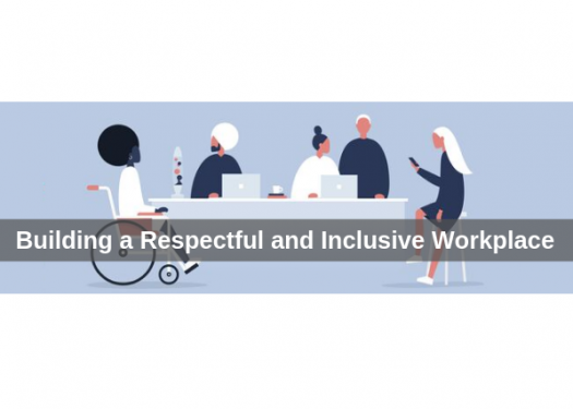 Building a Respectful and Inclusive Workplace Graphic